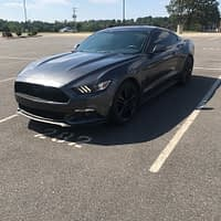 2017 Ford Mustang 2.3l ecoboost