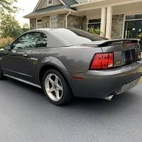 2004 Mustang GT Rear Spoiler