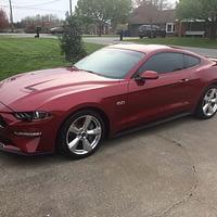 2018 Mustang GT Premium (Like New)